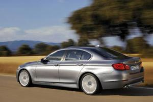 Picture of BMW 550i (F10)