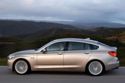 Image of BMW 550i GT
