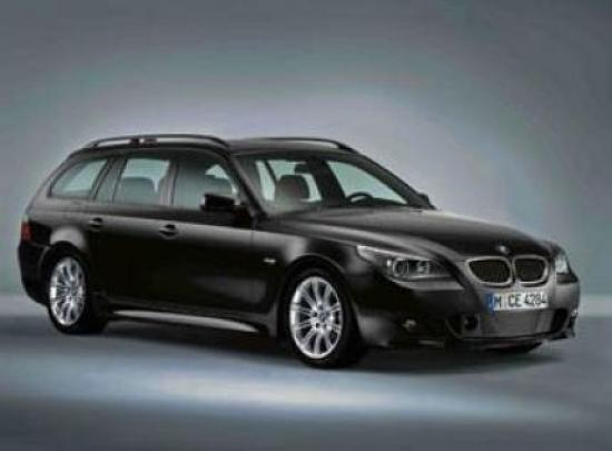 Image of BMW 550i Touring