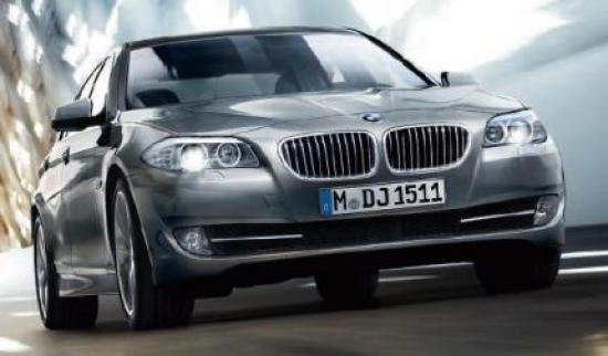 Image of BMW 550i xDrive