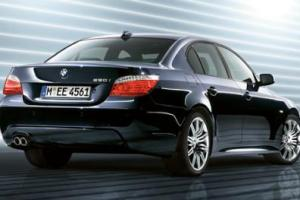Picture of BMW 550i