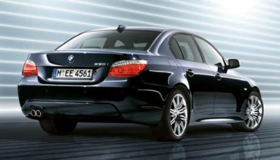 Image of BMW 550i