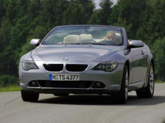 Image of BMW 630i Cabrio