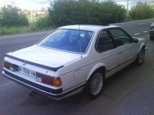 Photo of BMW 635 CSI E24