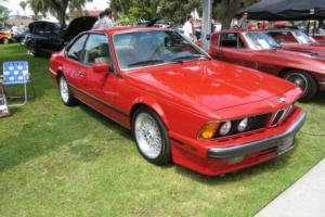 Picture of BMW 635 CSI (E24)