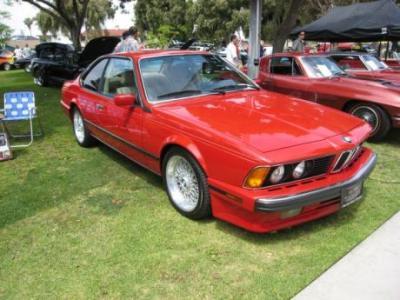 Image of BMW 635 CSI