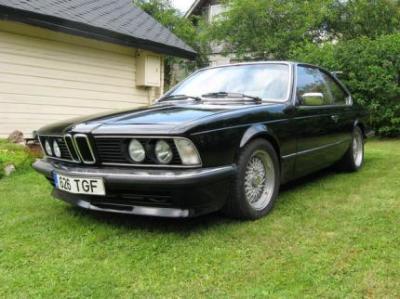 Image of BMW 635CSI
