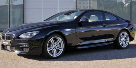 Image of BMW 640d