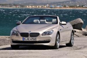 Picture of BMW 640i Cabrio (F12)