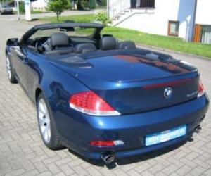 Picture of BMW 645Ci Cabrio