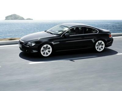 2004 Bmw 645ci Coupe Specs