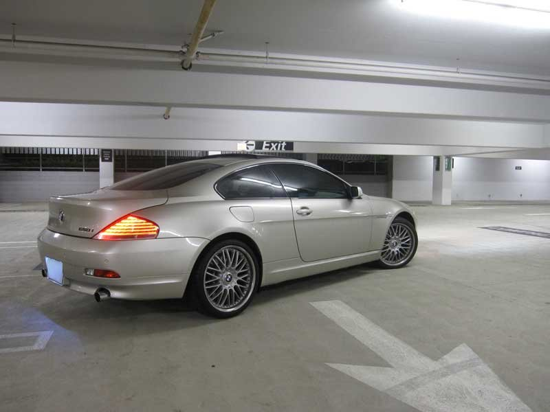 Photo Of Bmw 645ci Coupe