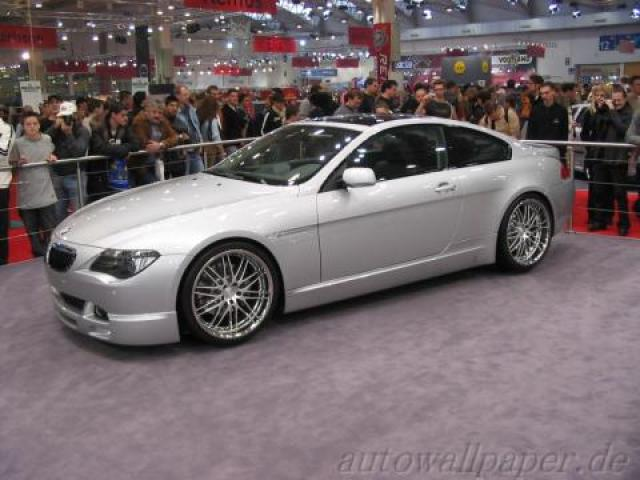 Bmw 645ci Coupe Specs