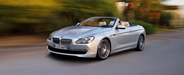 Image of BMW 650i Cabrio
