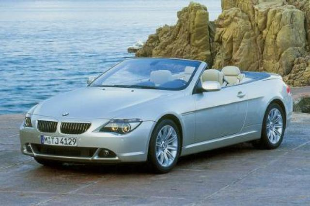 Image of BMW 650i Cabrio