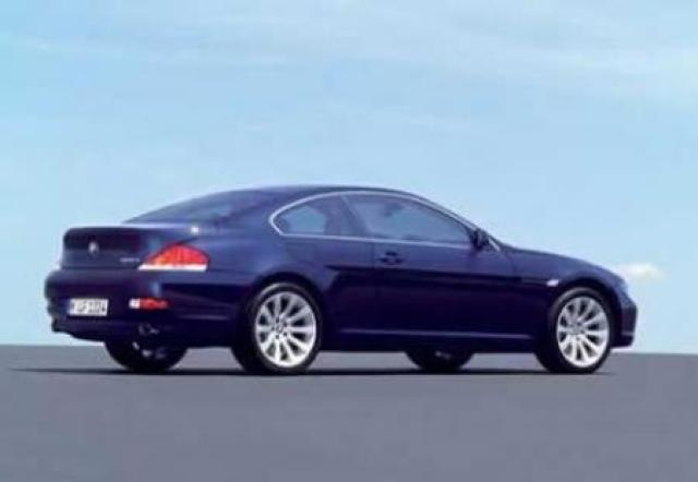 Image of BMW 650i