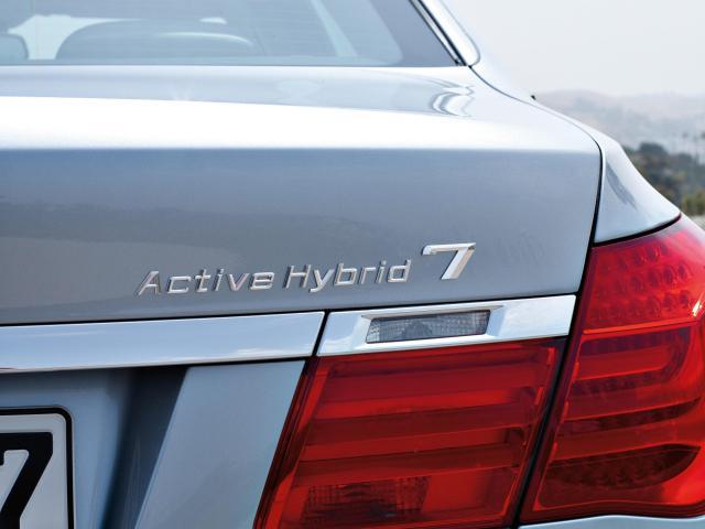 Image of BMW 7 ActiveHybrid