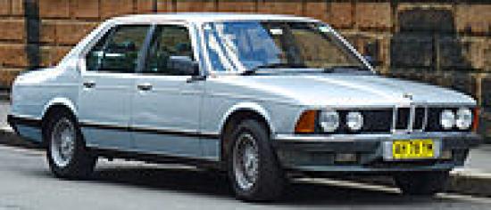 Image of BMW 730