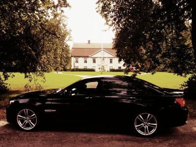 Image of BMW 730d