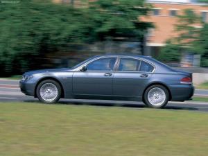 Photo of BMW 730D E65
