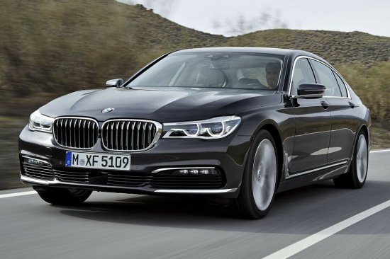 Image of BMW 730d