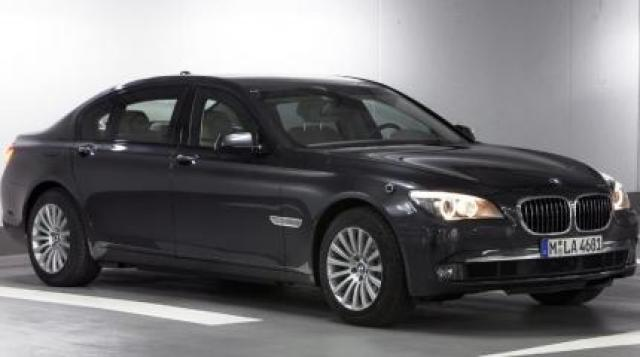 Image of BMW 740d M Sport