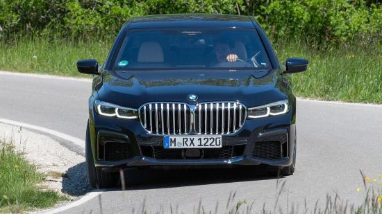 Image of BMW 740d xDrive