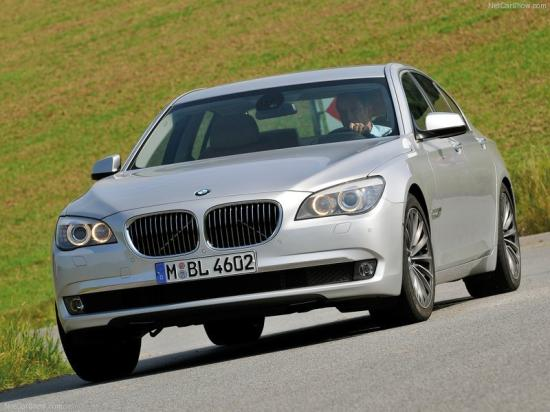 Image of BMW 740d