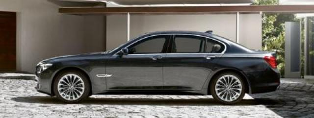 Image of BMW 740i