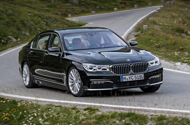 Image of BMW 740Le xDrive