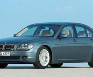 Picture of BMW 745d