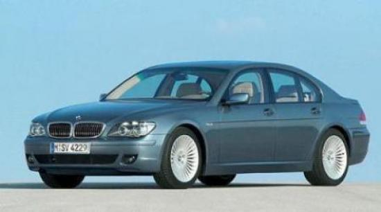 Image of BMW 745d
