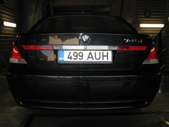 Image of BMW 745i