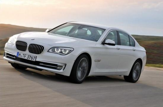 Image of BMW 750d xDrive