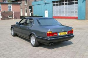 Photo of BMW 750i E32