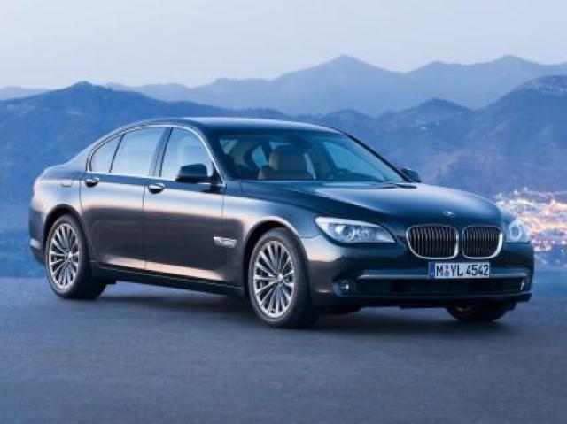 Image of BMW 750Li