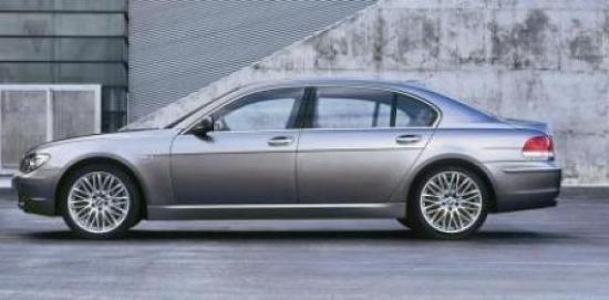 Image of BMW 760 Li