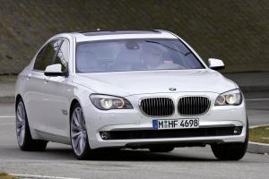 Picture of BMW 760i Li (F02)