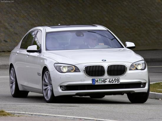 Image of BMW 760i Li
