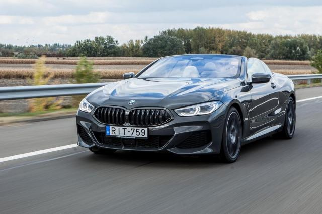 Image of BMW 840d Cabrio xDrive