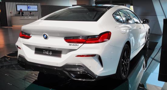 Image of BMW 840i Gran Coupe