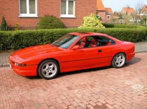 Photo of BMW 850 CSi