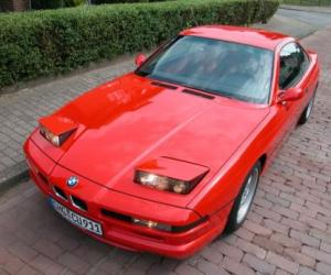 Picture of BMW 850 CSi