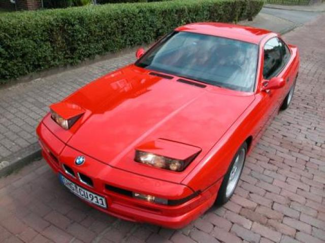 Image of BMW 850 CSi