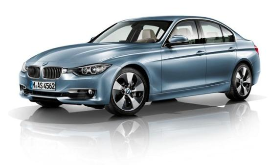 Image of BMW ActiveHybrid3