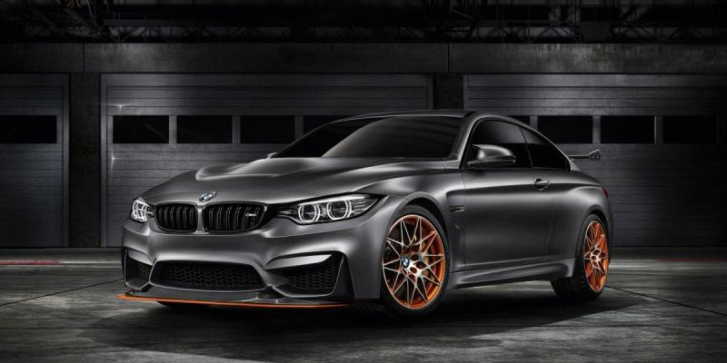 """Cover for BMW claims 7:28 """"Ring"""" time with the new M4 GTS"""