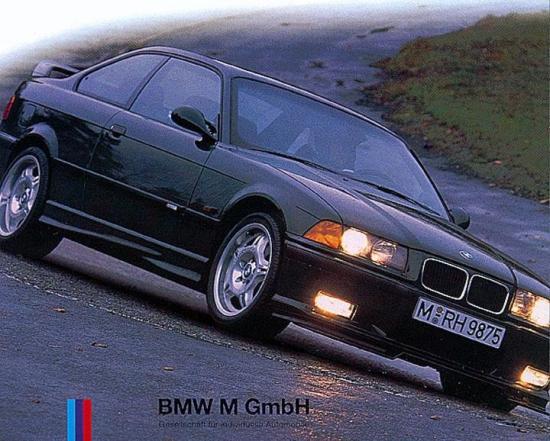 Image of BMW E36 M3 GT