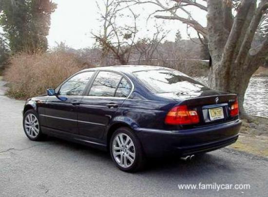 Image of BMW e46 330xi