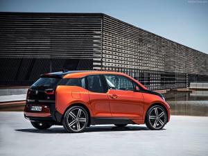 Photo of BMW i3