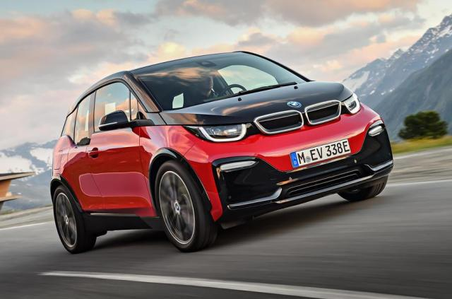 Image of BMW i3 S
